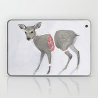 Poor Bambi Laptop & iPad Skin