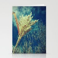 Just a cool weed Stationery Cards