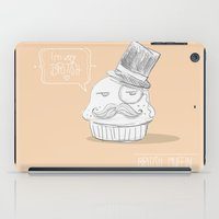 British Muffin iPad Case