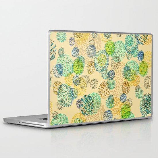 Far away galaxies Laptop & iPad Skin