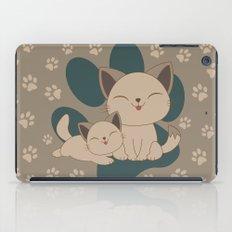 Mama, Mew...Mew... iPad Case