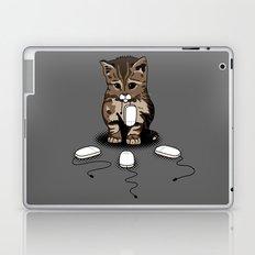 Eyes of cat Laptop & iPad Skin