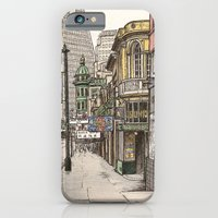 iPhone & iPod Case featuring North Beach, SF by Pete Scully