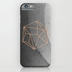 Geometric Solids on Marble Slim Case iPhone 6s