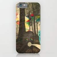 iPhone & iPod Case featuring occhio bao by Marco Puccini