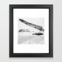 oblivion  Framed Art Print