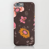 Large Flowers iPhone 6 Slim Case