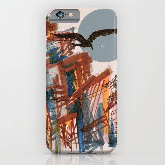 The City pt. 2 iPhone & iPod Case