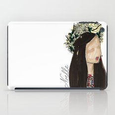 Crown of Roses iPad Case