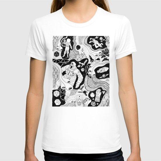 Cosmic Atomic  T-shirt