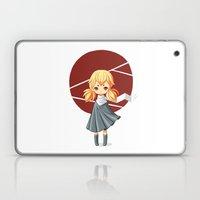 Tokyo Girl Laptop & iPad Skin
