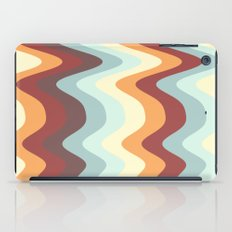 Abstract lines 27 iPad Case
