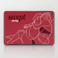 Swept Away iPad Case