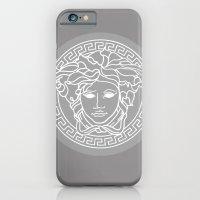 Versace Grey iPhone 6 Slim Case