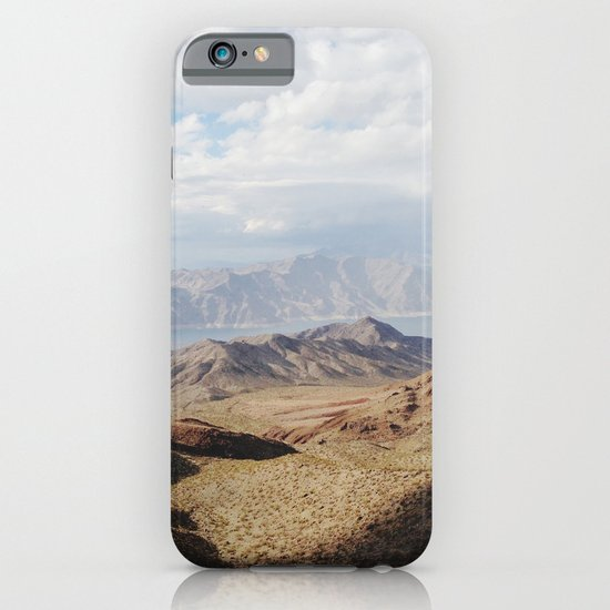 Lake Mead iPhone & iPod Case
