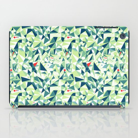 Moment Pattern iPad Case