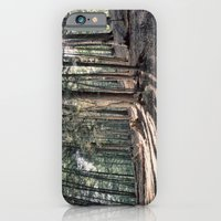 iPhone & iPod Case featuring Fingers of Shadows by Chris Mare