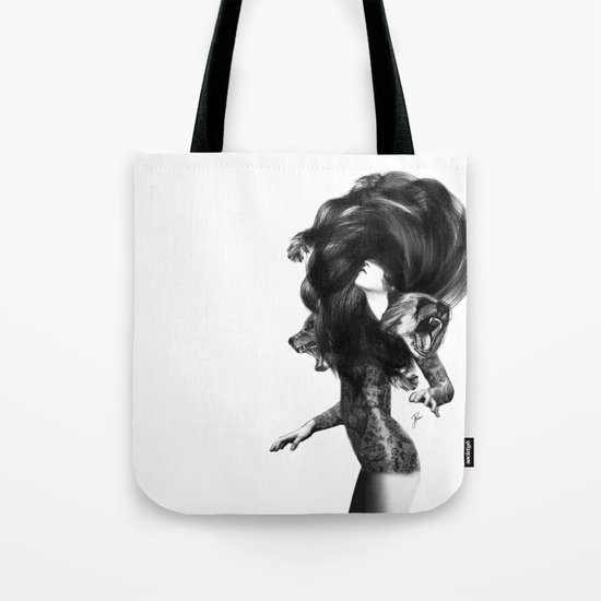 Bear #3 Tote Bag