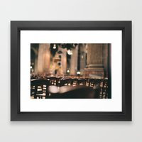 This Place. Framed Art Print