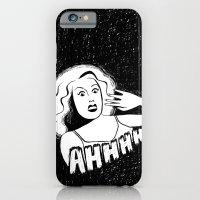 Classic Horror Movie Scr… iPhone 6 Slim Case