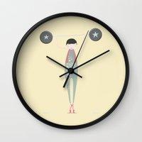 Nathaniel Wall Clock