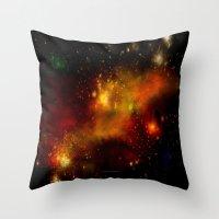 INNER SPACE - 049 Throw Pillow