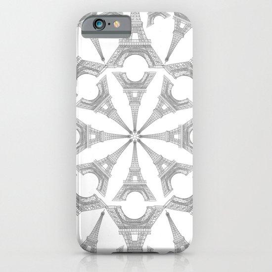 Paris in a Kaleidoscope iPhone & iPod Case