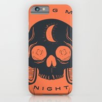 iPhone Cases featuring Kill the Sun, Bring Me Night by andbloom