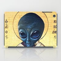 St. Alien iPad Case