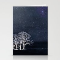 The Fabric Of Space And … Stationery Cards