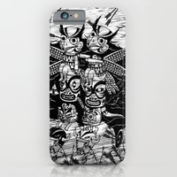 iPhone & iPod Case featuring The Myth of Totummy by Stephen Chan
