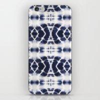 BOHOCHIC INDIGO DYE iPhone & iPod Skin