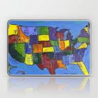 U.S.A. Laptop & iPad Skin