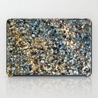 Beach Shell Sand  iPad Case