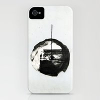 iPhone 4s & iPhone 4 Cases featuring Breathe  by Madison Elyse Rubenstein