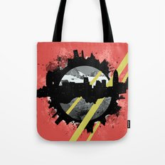 The Event Horizon Tote Bag