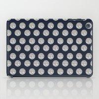 Glitter Pois iPad Case