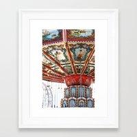 Canopy Art Framed Art Print