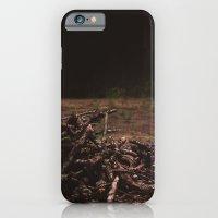 wooden soul iPhone 6 Slim Case