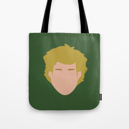 Star Wars Minimalism - Luke Skywalker Tote Bag