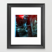 If A Tree Falls In The F… Framed Art Print