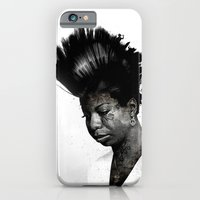 iPhone & iPod Case featuring NINA'S NOT DEAD by kravic