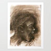 Scream # 43 Art Print