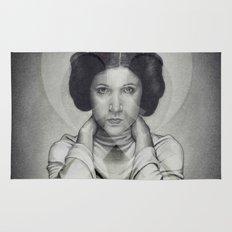 Star Wars Princess Leia Rug
