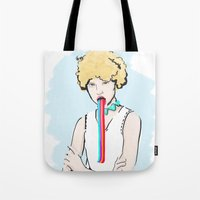 Fruit by the foot Tote Bag
