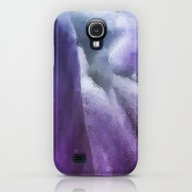 Inside The Purple Flower… Galaxy S4 Slim Case