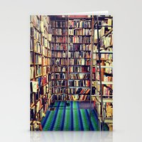 books Stationery Cards featuring Books by Whitney Retter