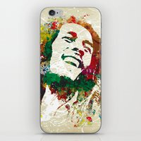 Reggae Music Man iPhone & iPod Skin