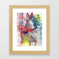 Freedom? Framed Art Print