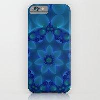 Blue Lotus iPhone 6 Slim Case